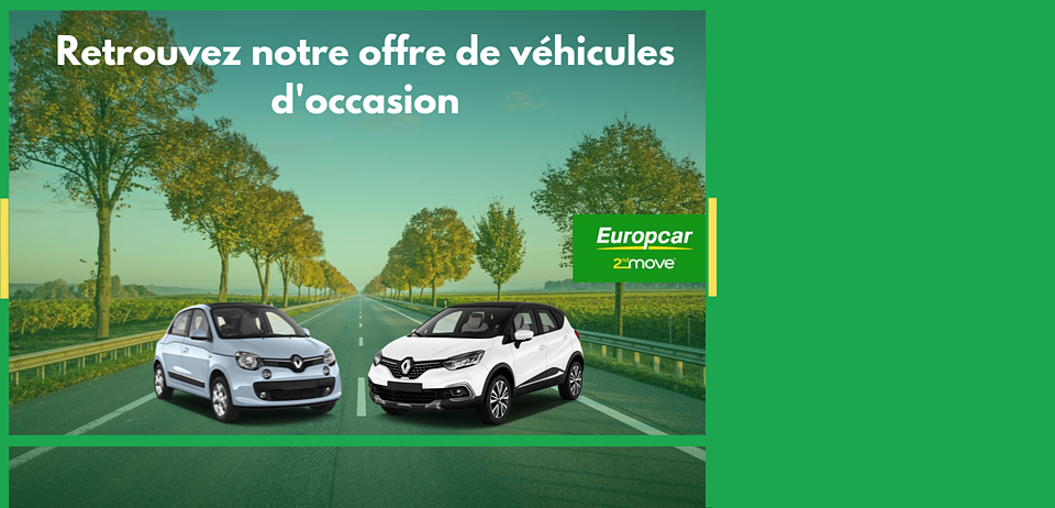 2ndMove by Europcar - Voitures d'occasion